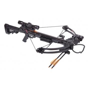 Арбалет блочный Man Kung MK-XB52 Stalker черный