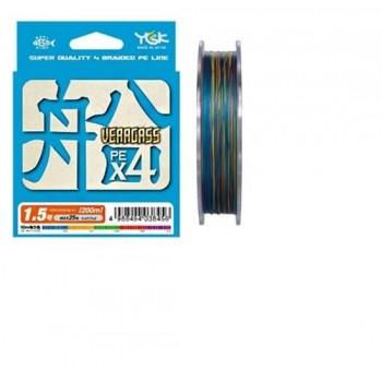 Плетёный шнур Veragass Hune PE X4 150m 2.5  15,0кг