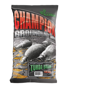 Прикормка Allvega Champion Turbo Bream 1кг