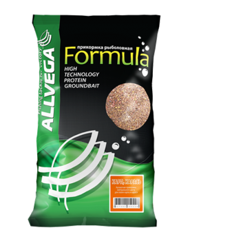Прикормка Allvega Formula Carp Carassin 0,9 кг