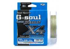 Поступили в продажу плетёные шнуры японской фирмы YGK