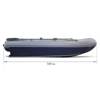 Лодка ФЛАГМАН – DK 320