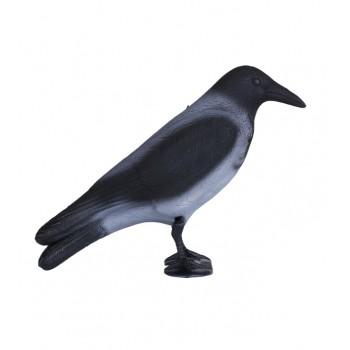 Ворона серая пластик NORTH WAY