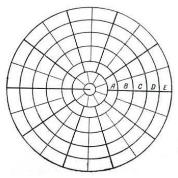 Мишень (диаметр -80см) Стодольная