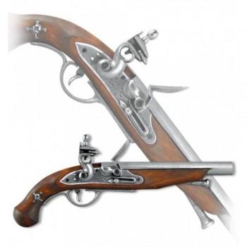 Пистолет пиратский, Франция, XVIII в.