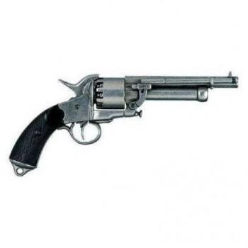 """Револьвер """"ЛеМат"""" США, 1860г."""