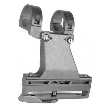 Боковой кронштейн (быстросъемный)  кольца 30 мм (В3-1б)