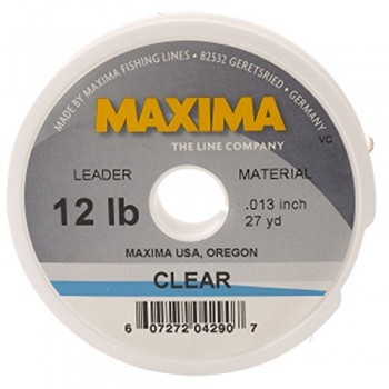 Поводковый мат. Maxima Clear 0,18мм 2,1кг