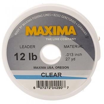 Поводковый мат. Maxima Clear 0,2мм 2,4кг