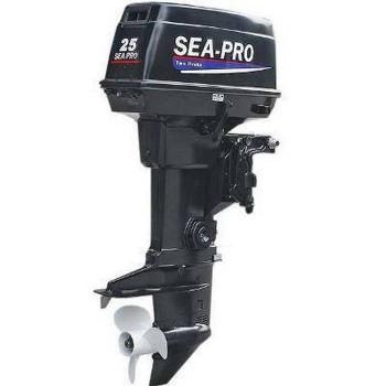 Лодочный мотор Sea Pro Т25(S) 2х тактн