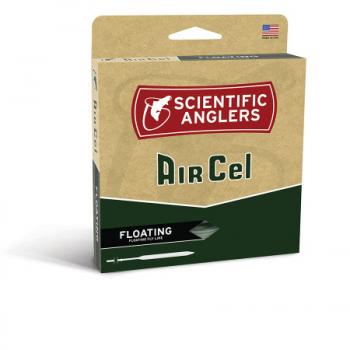 Шнур Scientific Anglers Air Cel Yellow WF-6-F
