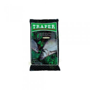 Прикормка Secret Лещ черный (Traper) 1кг.
