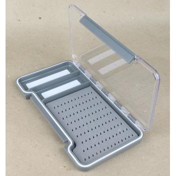 Прозрачная коробка Waterprof Slim Fly Box 100*180*15мм B