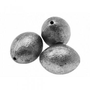 Груз «Оливка» 280 гр. полимер. покрытие