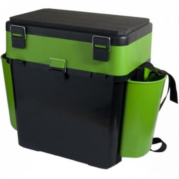 Ящик зимний Helios FishBox 19.зелен.