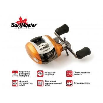 Катушка мульт. Surf Master Silver Fish 20 5+1bb R кастинг