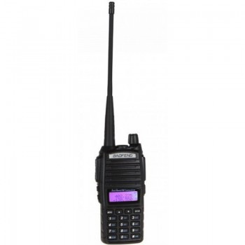 Радиостанция Baofeng UV-82 черная
