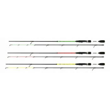 Спиннинг Kaida Lamberta Micro Jig  2,45 метра, тест 3-14гр.
