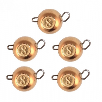 Груз чебурашка вольфрам FF 2.0гр. (1шт) Copper