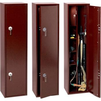 Оружейный шкаф S-7 (1400-360-280) 1.5мм