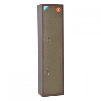 Оружейный шкаф ОШ-2 (1400 х 350 х 250) 2мм