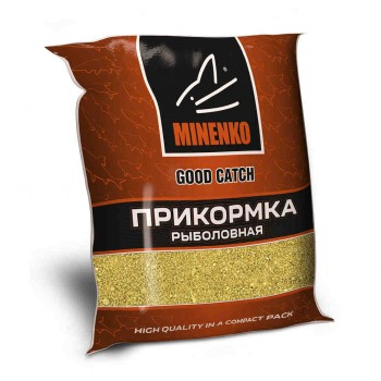 Прикормка MINENKO Good Catch Мёд