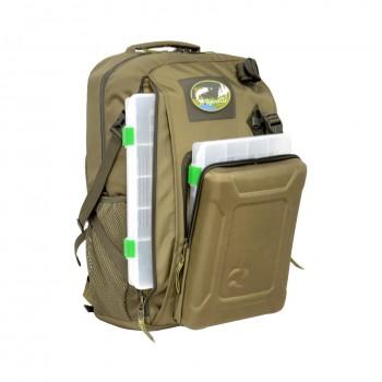 Рюкзак Aquatic рыболовный с коробками РК -02Х