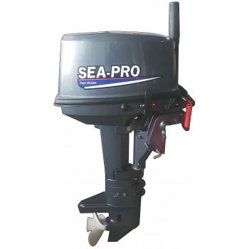 Лодочный мотор Sea Pro Т9,8(S) 2х тактн(V двигат 169 см)