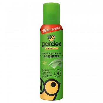 Аэрозоль Гардекс Family от комаров 150мл 0155/0129