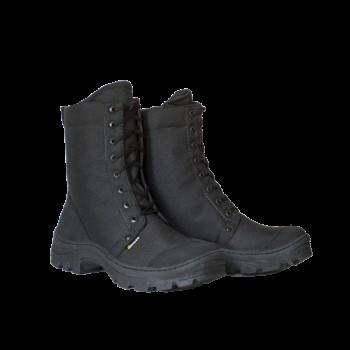 Ботинки Дельта 580-3 ЧЕРНЫЕ р.47